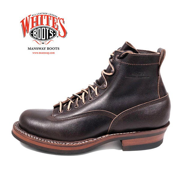Cutter - Dark Brown Waxed Flesh